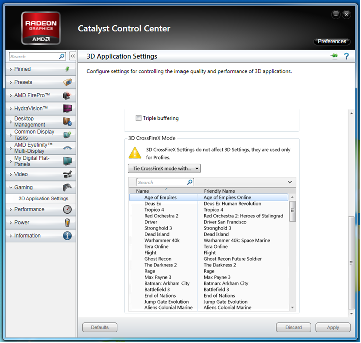 AMD Radeon HD 6450 Catalyst 14.4 Driver Details