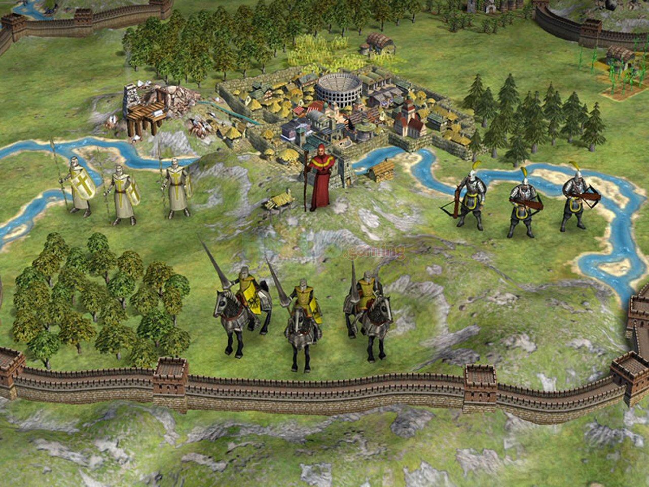 Review: Civilization IV: Beyond the Sword - PC - HEXUS net