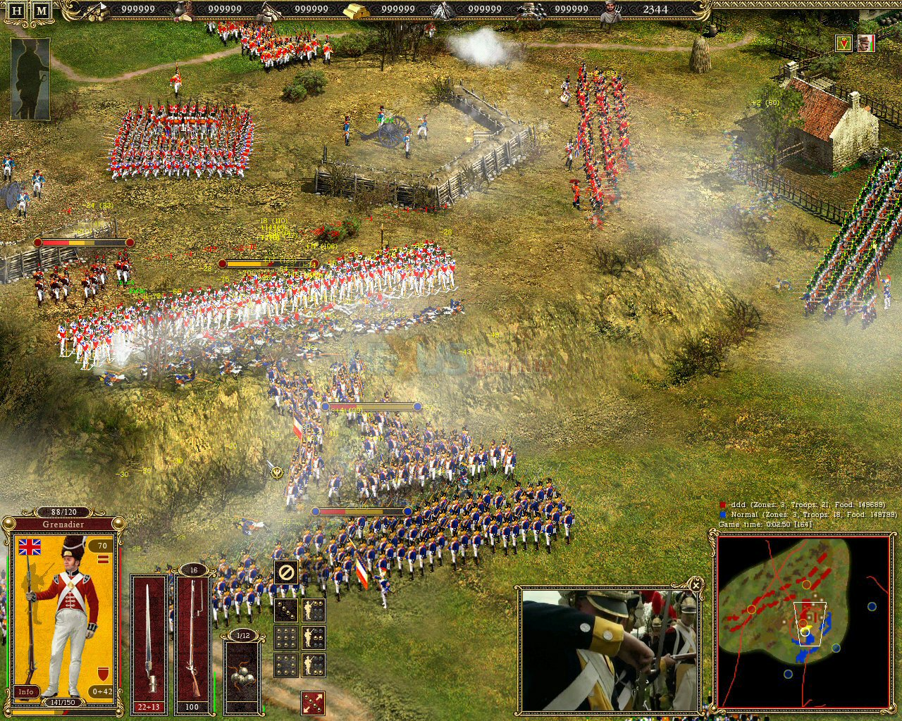 cossacks ii: battle for europe anh 1