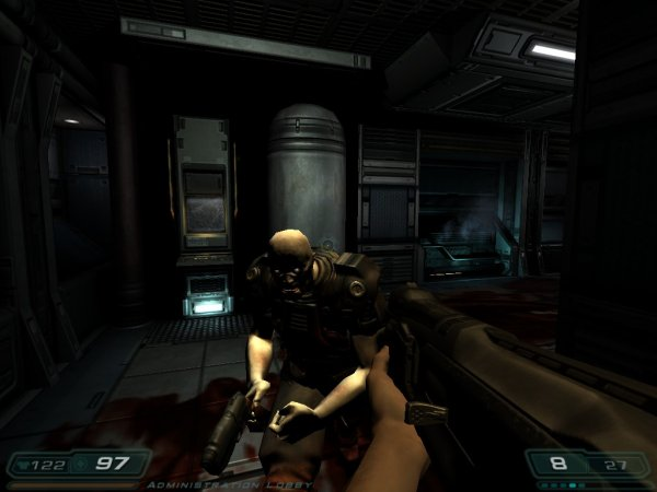 Review: Doom 3 - PC - HEXUS net - Page 7