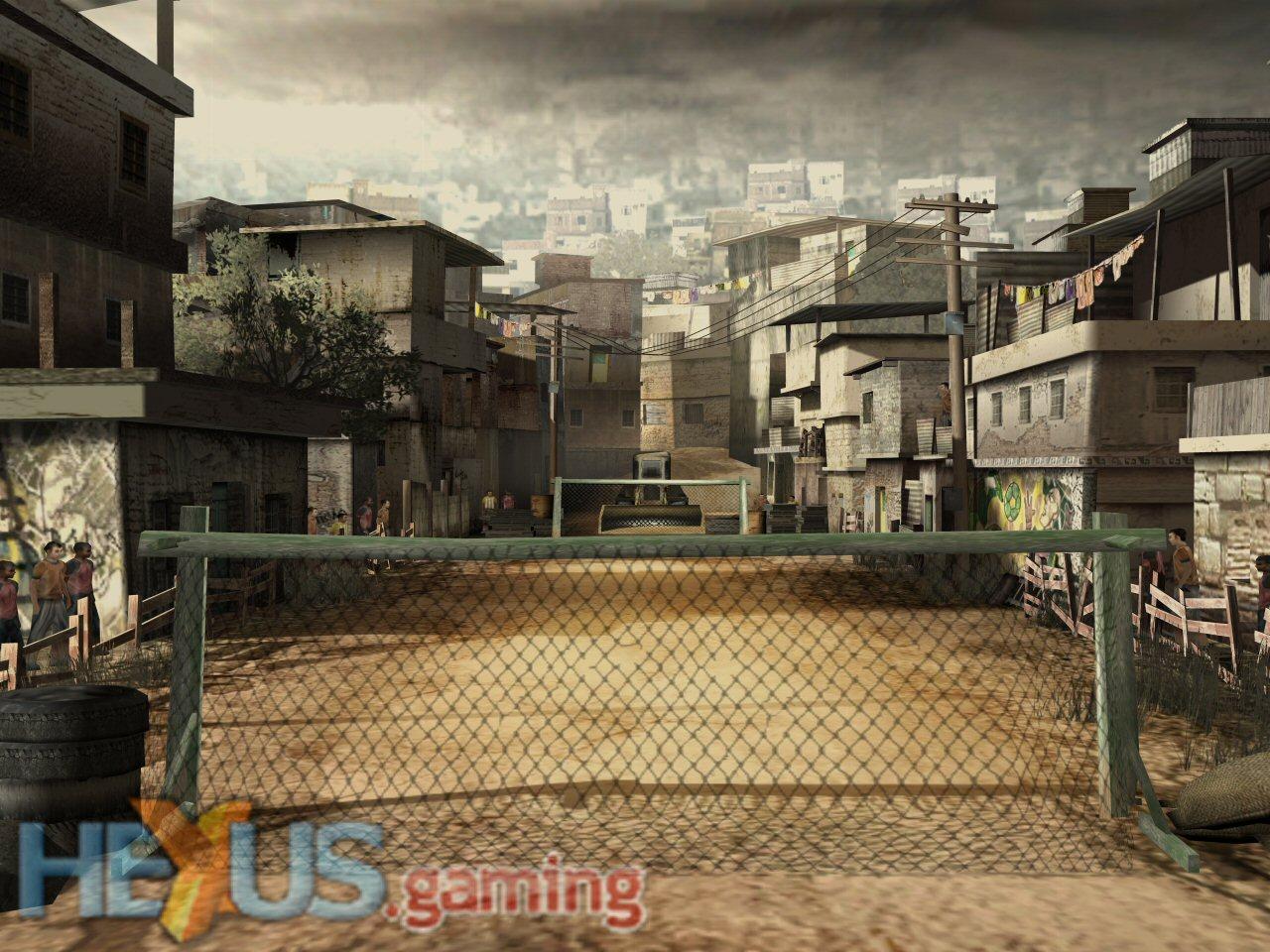 Fifa Street 2: Screenshots - Xbox 360 - News - HEXUS.net