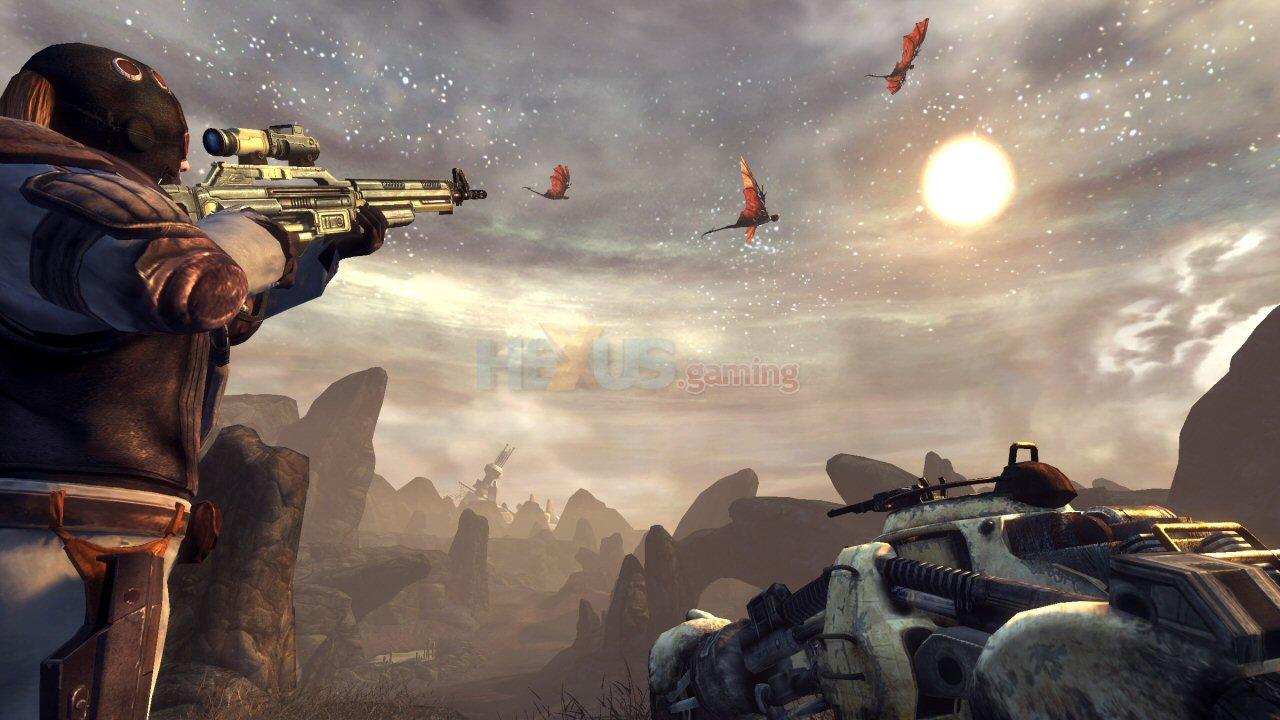Borderlands - PC, Xbox 360, PS3 - Xbox 360 - News - HEXUS.net Borderlands Character Backstory