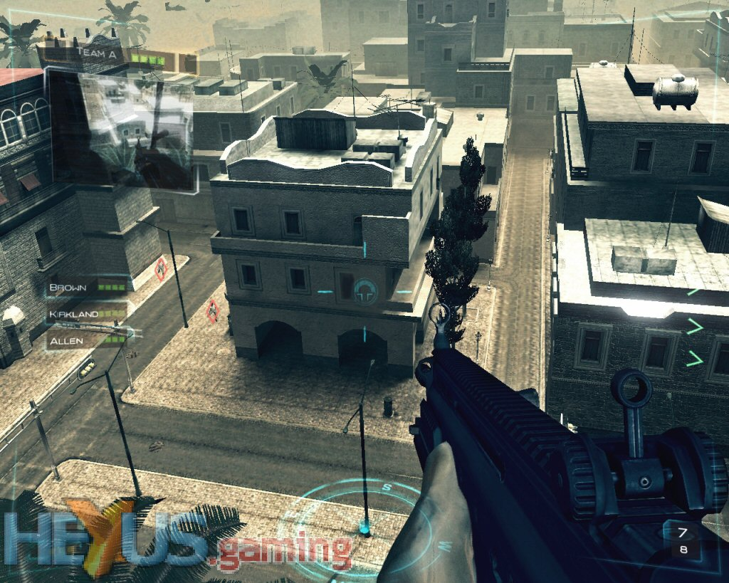 Ghost.Recon.Advanced_Warfighter-RELOADED كامله سيرفر FTPسريع