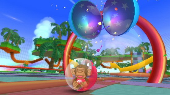 Super Monkey Ball: Step & Roll - Wii