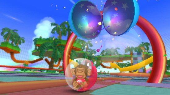 Super Monkey Ball: Step & Roll - Wii