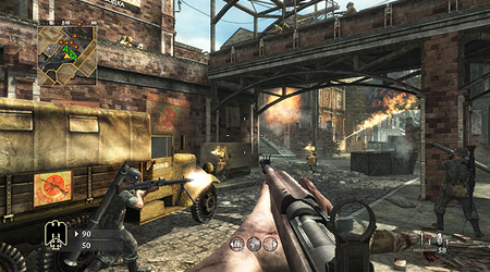 World at war map pack 3 arrives next week xbox 360 news store at a cost of 999 features three new multiplayer maps battery breach and revolution pictured as well as new zombie map der riese gumiabroncs Gallery