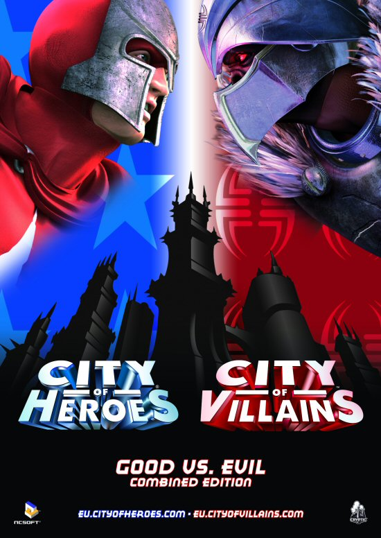 Competition :: City Of Heroes/City Of Villains