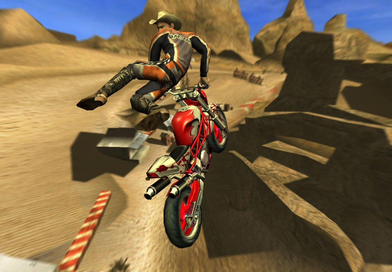 Crusty Demons for the PS2 - PS2 - Press Release - HEXUS net