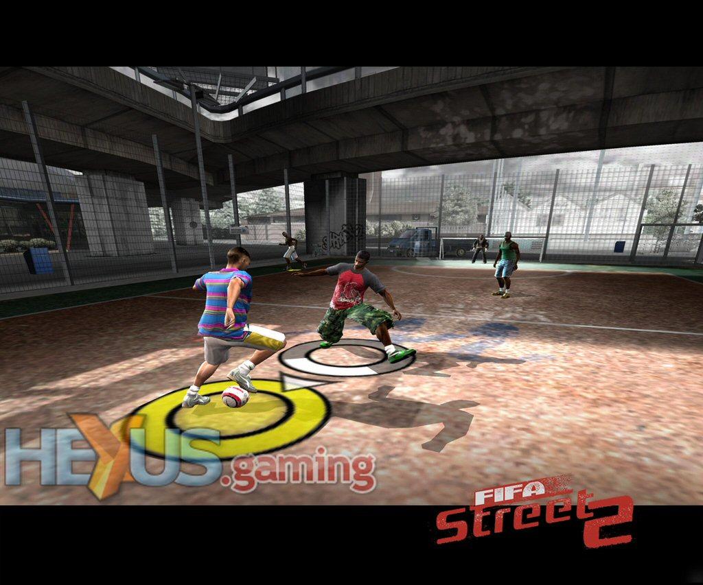 fifa street 2 psp game download