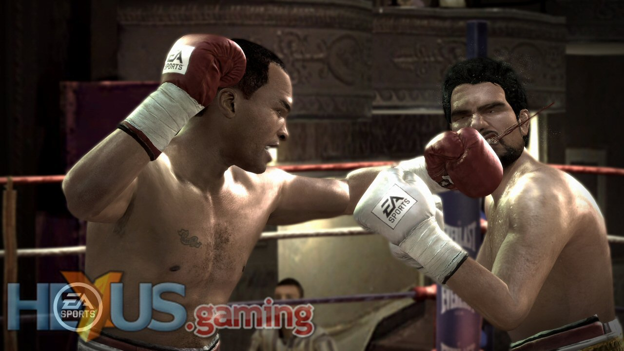 Antwonomous.com: EA Sports Fight Night Round 3: Keepin' it ... Boxing Games