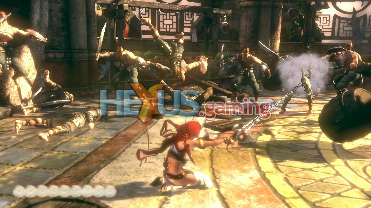 E3 2006 Preview Heavenly Sword Ps3 Ps3 Preview