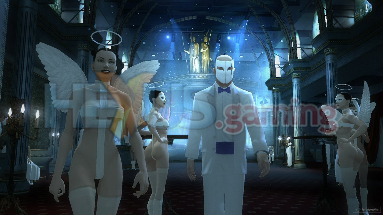 E3 2006 Report Hitman Blood Money Ps2 News