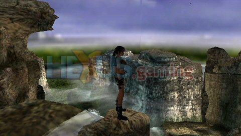 Lara Croft Tomb Raider Legend On Psp This Friday Psp News Hexus Net