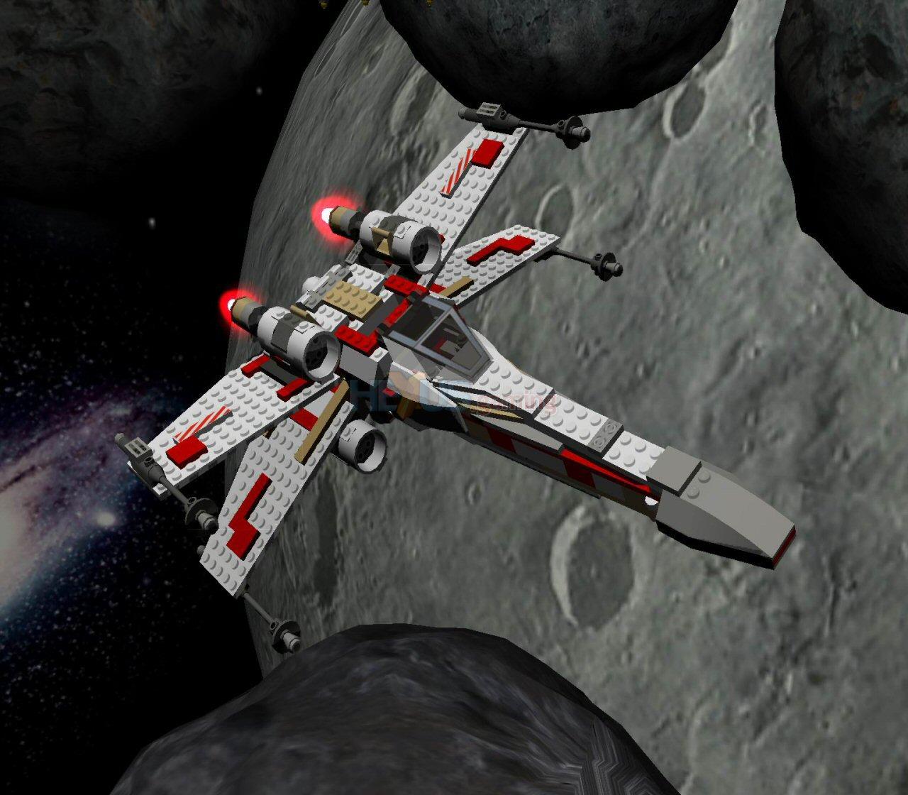 Lego Star Wars Ii The Original Trilogy Pc Feature Hexus Net