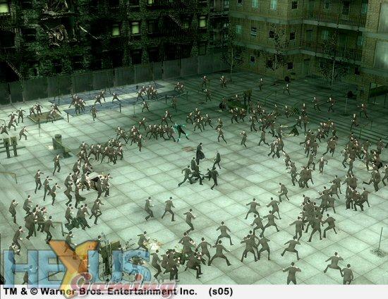 حصريا اللعبة العملاقة الجديدة matrix