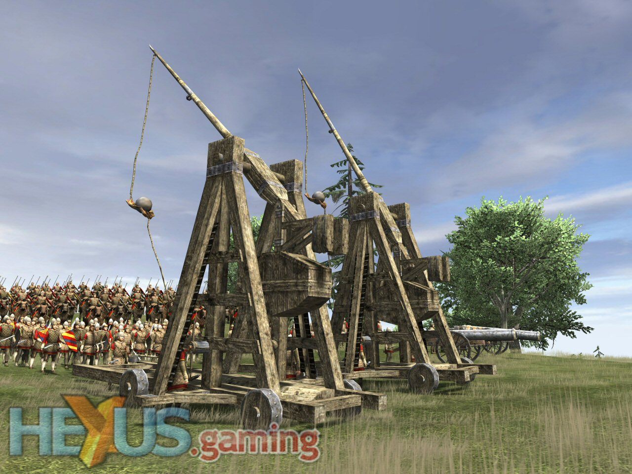 SEGA Announce Medieval 2: Total War - Industry - News - HEXUS net