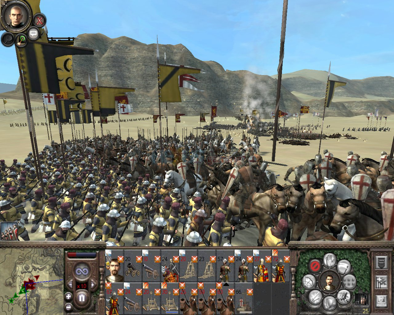 Medieval 2 : Total War : New screenshots - PC - News - HEXUS net