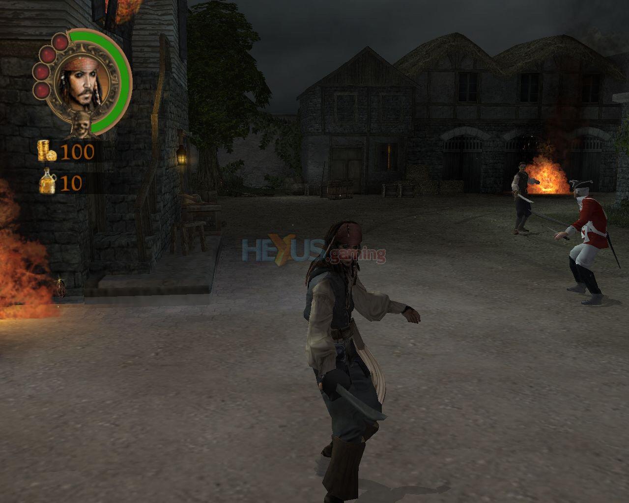 Captain Jack Sparrow Games
