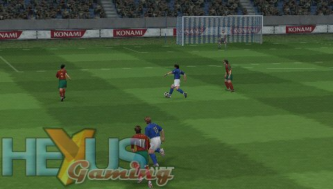 Pro Evolution Soccer 5 - PSP - PSP - Feature - HEXUS net