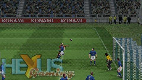 Pro Evolution Soccer 5 - PSP - PSP - Feature - HEXUS net