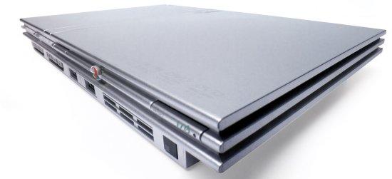 Sony Satin Silver Slimline PS2 - PS2 - News - HEXUS net