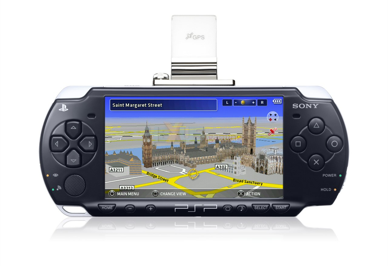 How Much Are Psp : Psp to become gps system news hexus
