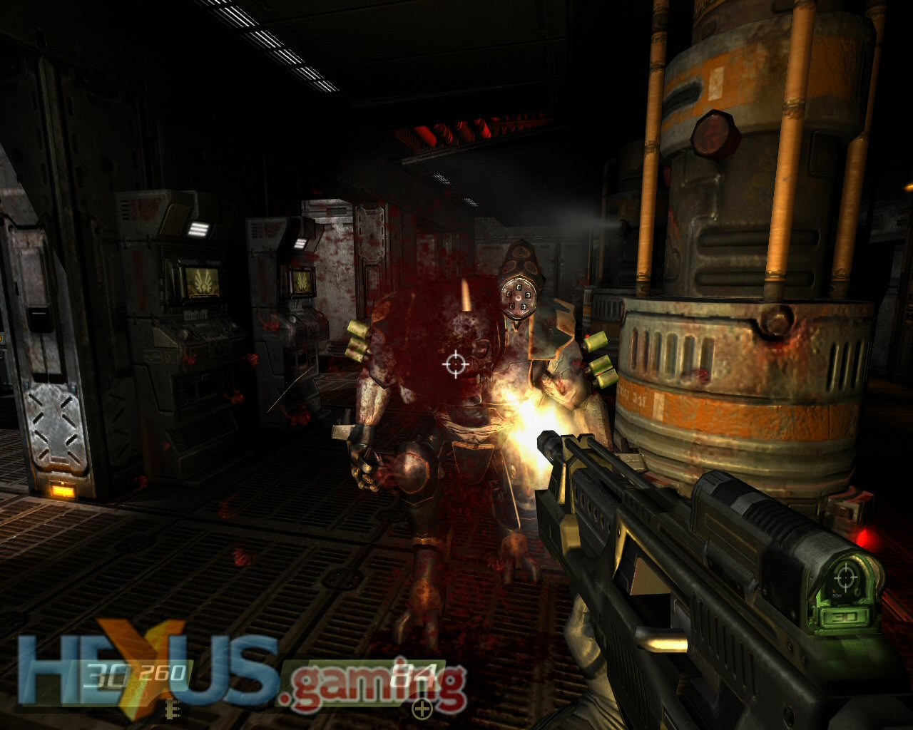 Quake 4 - The First 15 - PC - Preview - HEXUS net