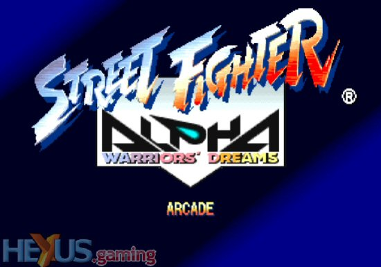Descarga De Juegos Stret fighter Street1