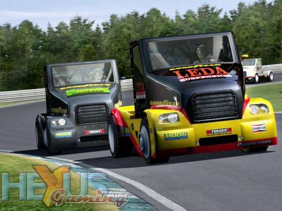 toca race driver 3 hands on pc preview. Black Bedroom Furniture Sets. Home Design Ideas