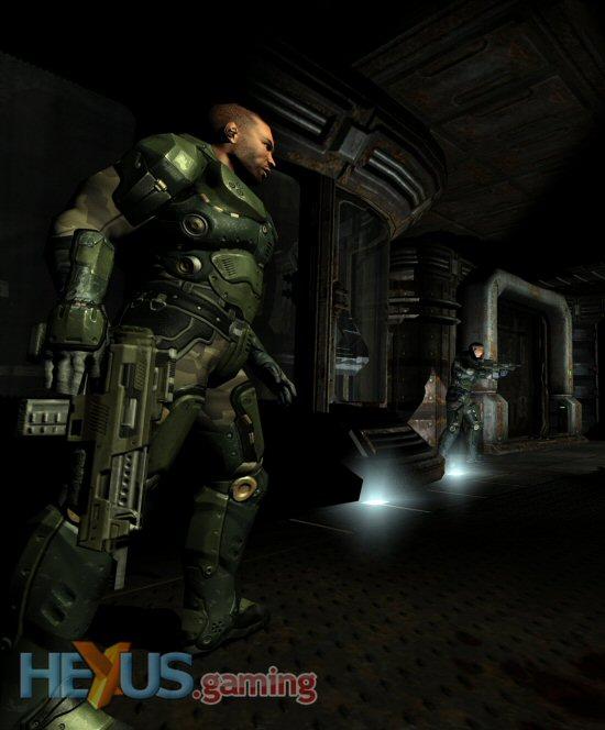 Quake 4 - Xbox 360 - Xbox 360 - News - HEXUS net