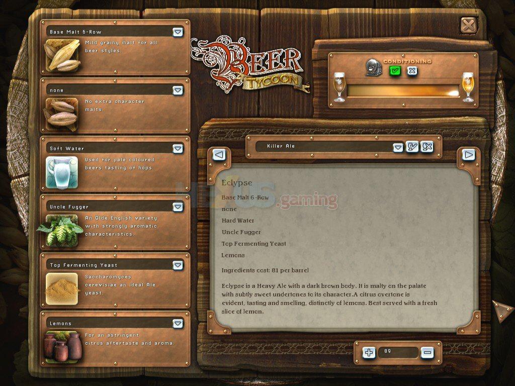Download Beer Tycoon (Windows) - My Abandonware