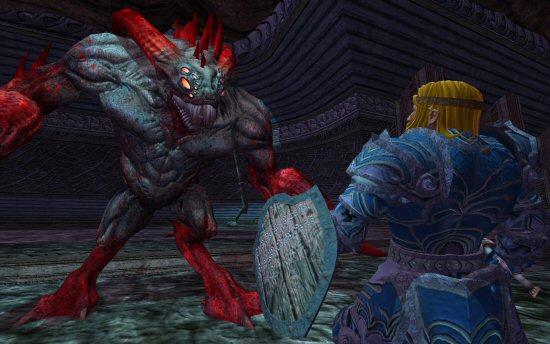 HEXUS winners win4FREE competitions : Everquest II - The Shadow