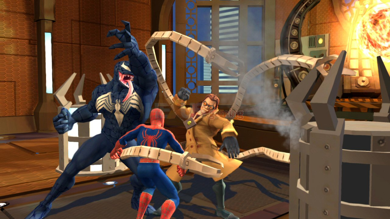 spider man edge of time pc gameplay