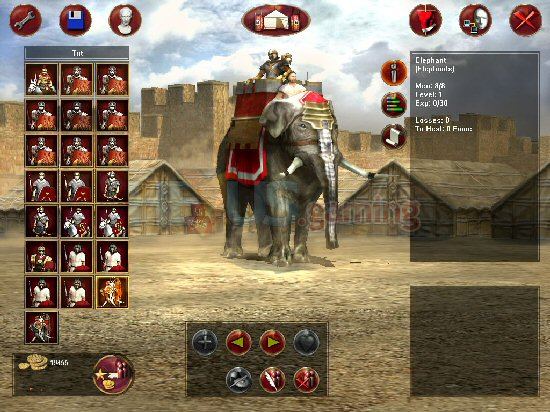 Review: The History Channel: Great Battles of Rome - PC