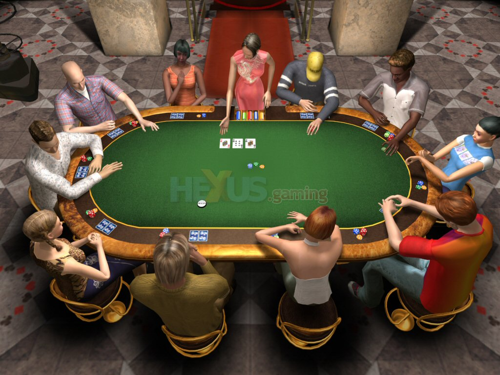 how do casinos make money on poker games