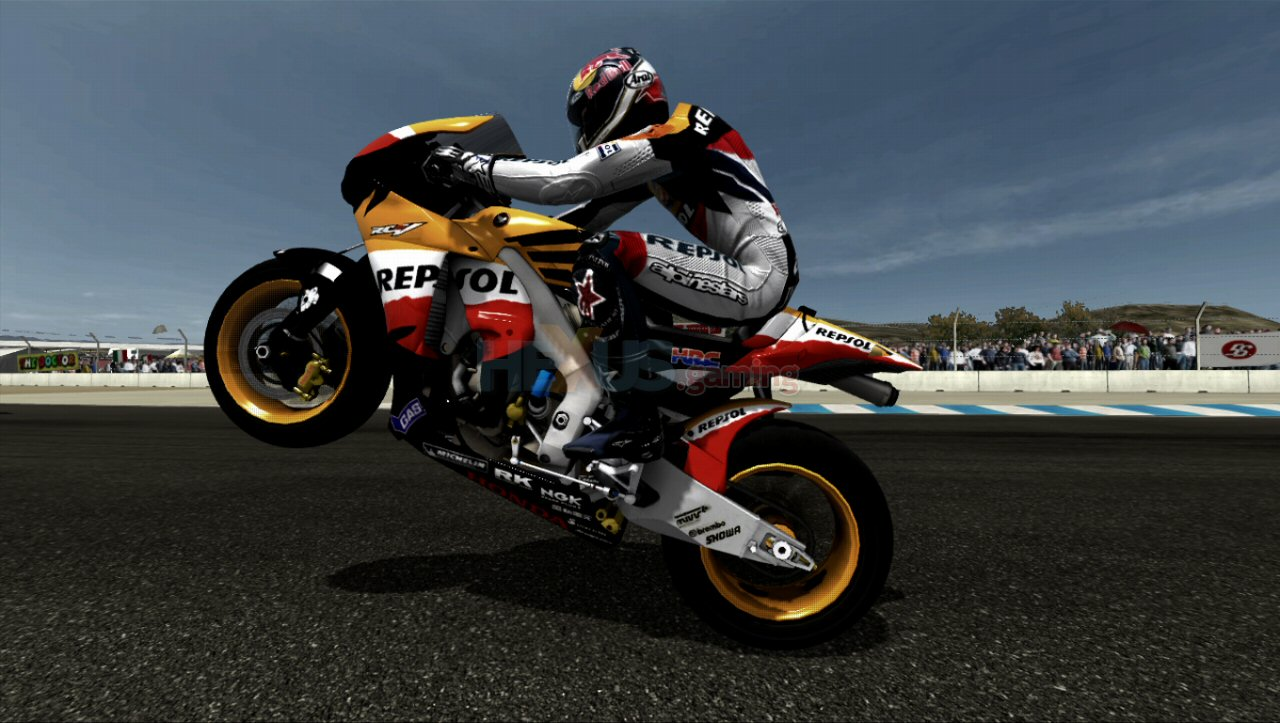 Moto GP 08 first details. PS3 and Wii versions confirmed - PS3 - Feature - HEXUS.net