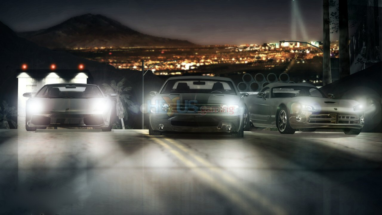 Need For Speed: Carbon – PS3 Screenies - PS3 - News - HEXUS net