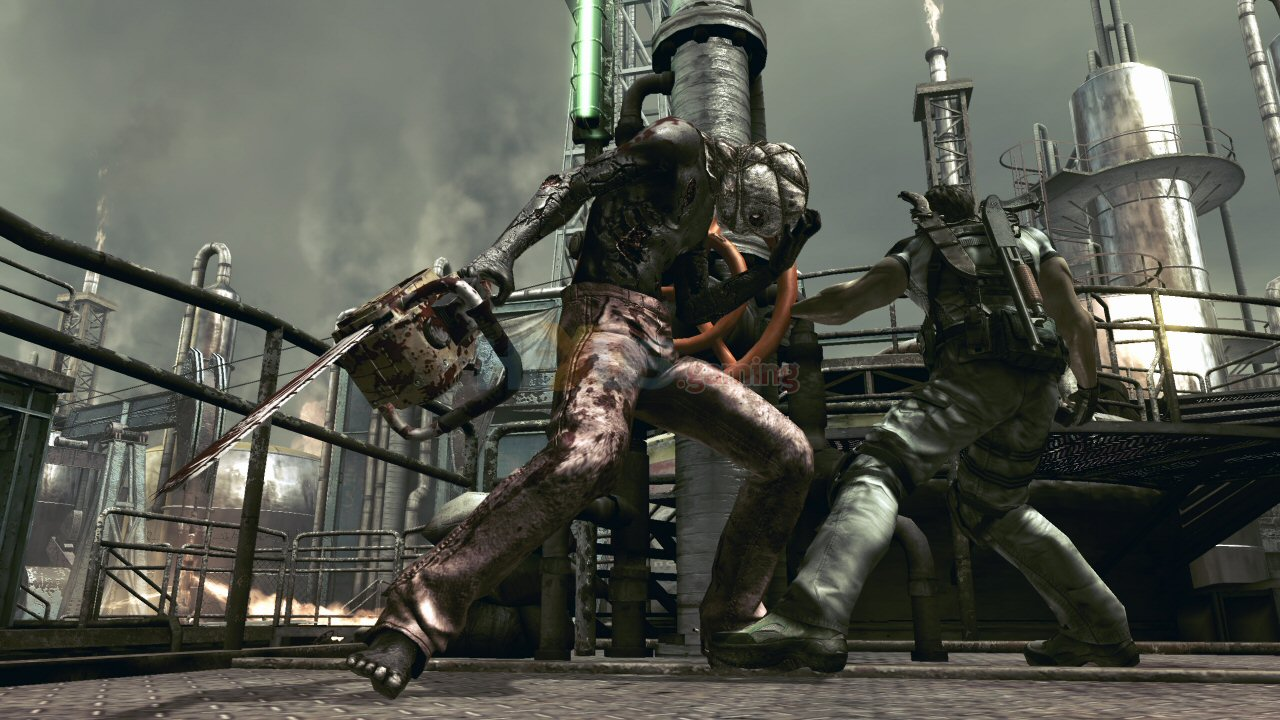 Armas del Resident evil 5