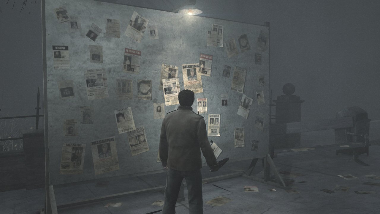Silent Hill Homecoming Xbox 360 Ps3 Xbox 360 Preview
