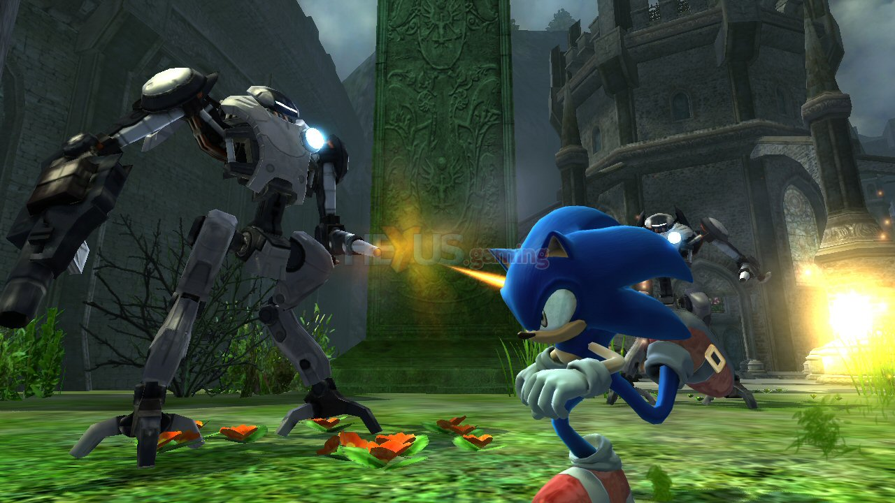 Review Sonic The Hedgehog Xbox 360 Pc Hexus Net