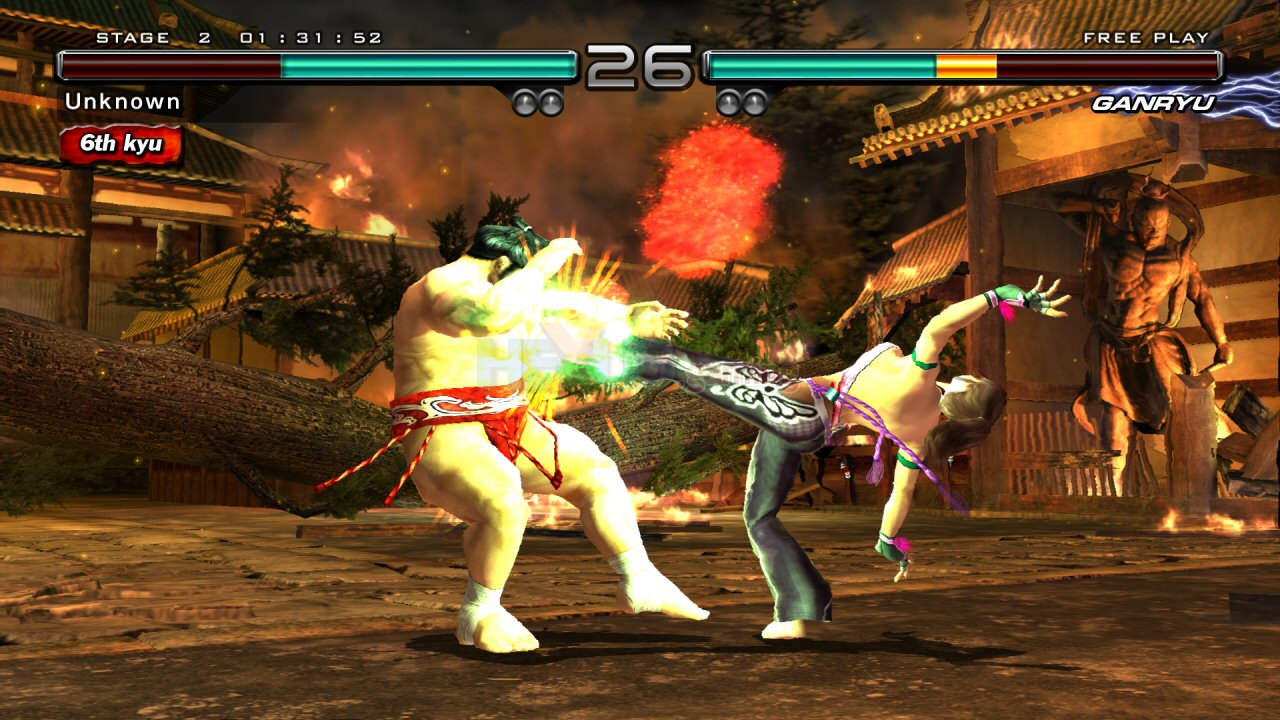 Tekken 5 dark resurrection online new update ps3 news hexus