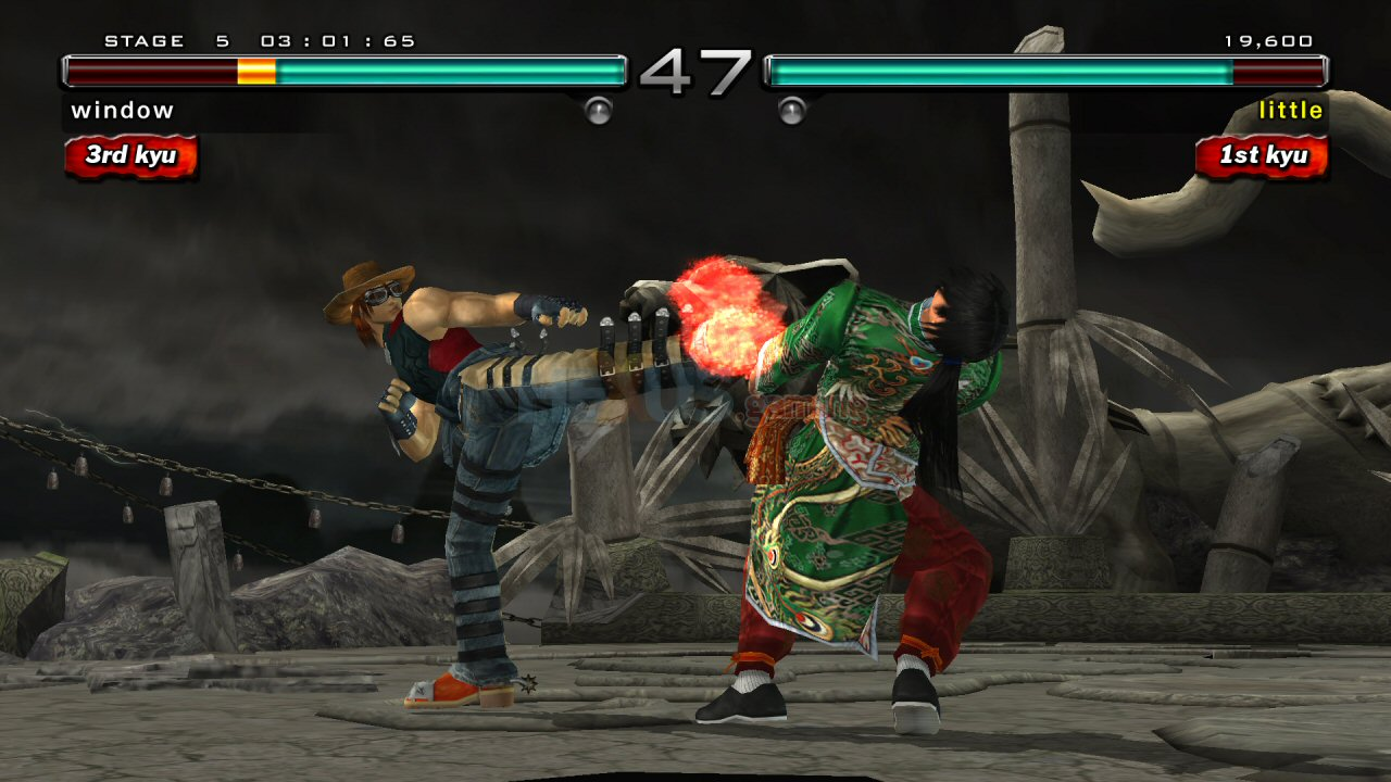 tekken dark resurrection pc download