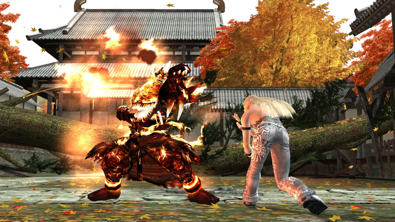 Tekken 5 Dark Resurrection Ps3 Ps3 News Hexus Net