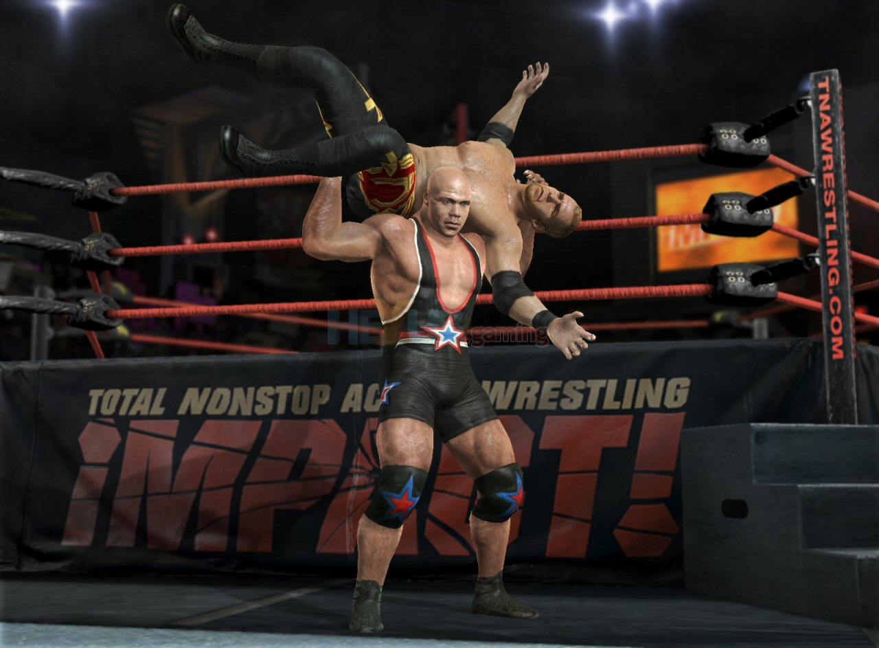 New Wrestling Game For Ps3 : Tna impact xbox ps news hexus