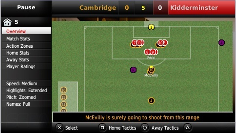 Review: Football Manager Handheld 2010 - PSP