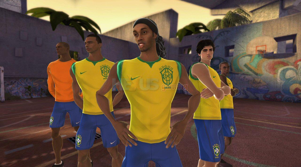 FIFA Street 3 - Xbox 360 \u0026 PS3 - Xbox 360 - Feature - HEXUS net