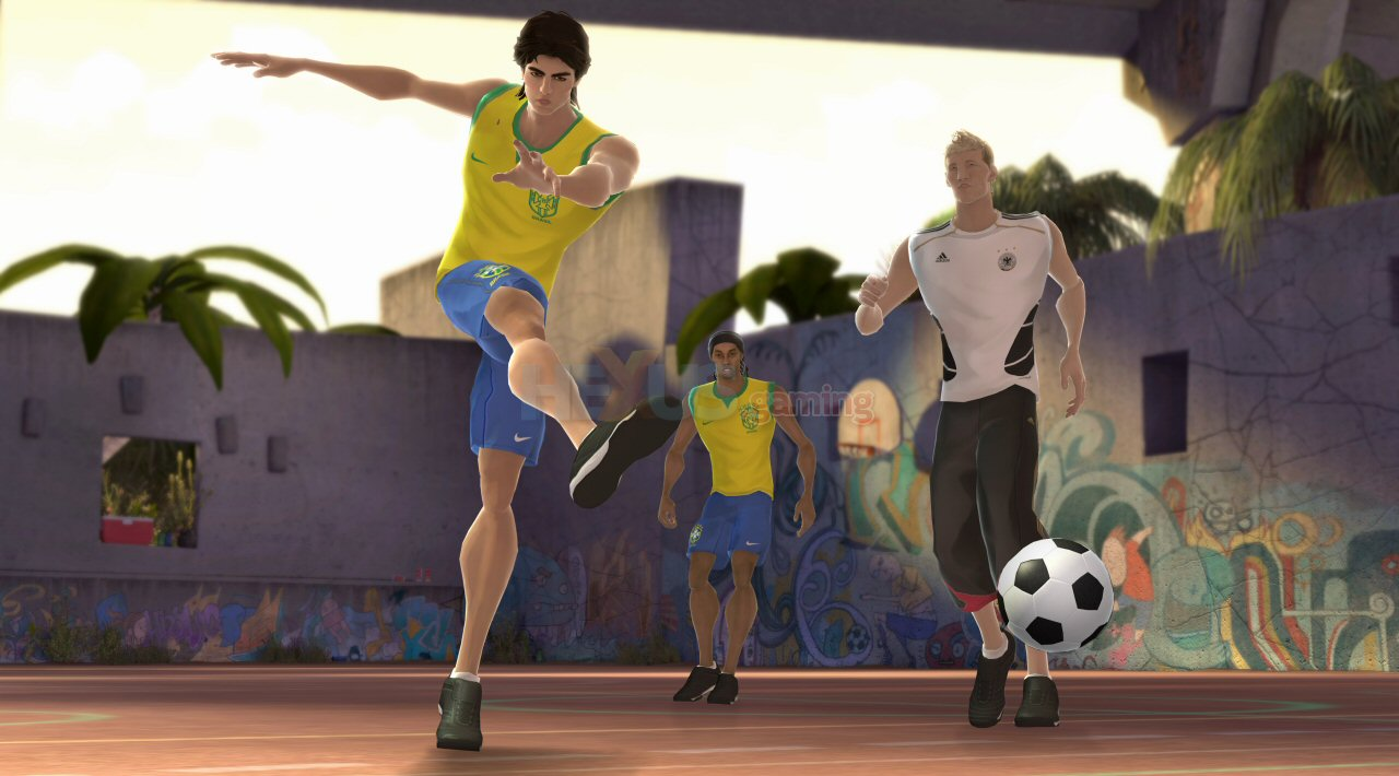 FIFA Street 3 - Xbox 360, PS3 - Xbox 360 - News - HEXUS net