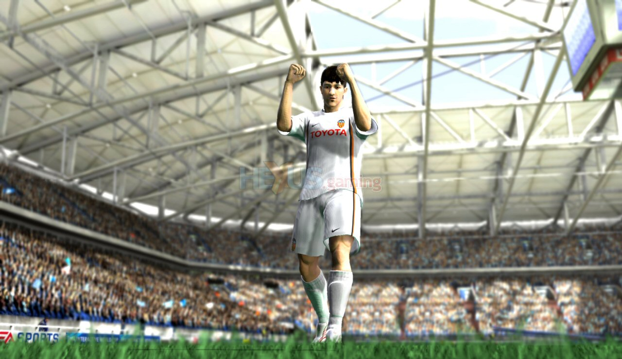 EA unveils the future of football with FIFA 07 on Xbox 360 ...