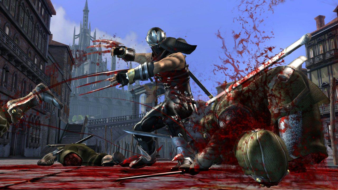 Ninja Gaiden 2 Xbox 360 Xbox 360 News Hexus Net
