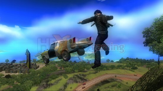 Just Cause : Xbox 360, Xbox, PS2,PC